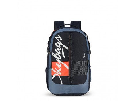 Skybags Komet Plus 03 35  Indigo Blue Laptop Backpack