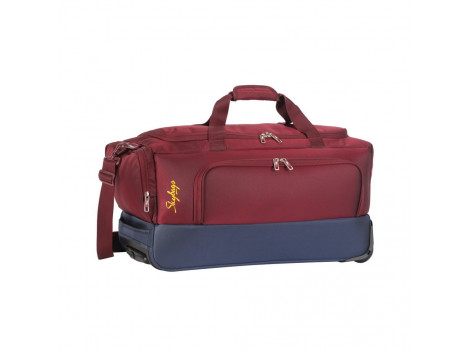 SKYBAGS LATINO DUFFLE TROLLEY 61 RED
