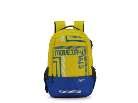 Skybags Luke 03 30L Yellow Backpack