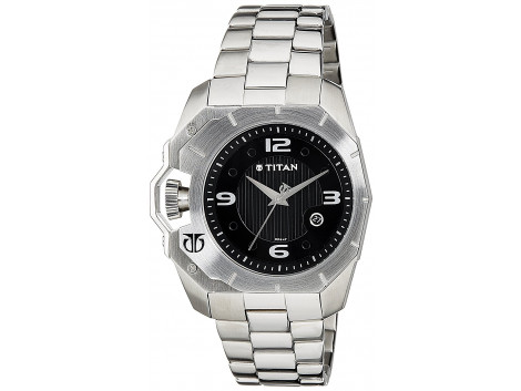 Titan 1605SM01 Men Watch