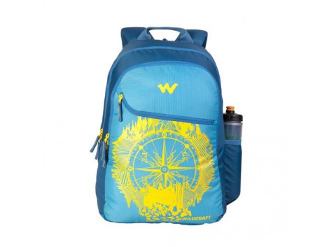 Wildcraft Trive 03 Blue 35 Ltrs Backpack