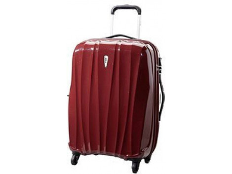 Vip Verve Nxt Check-in Luggage  (Maroon)