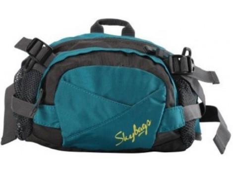 VIP Kangaroo Pouch Blue Small Travel Bag