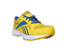 Glamour Yellow R Blue Sports Shoes (ART-BONUS)