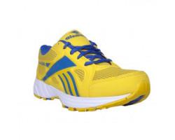 Glamour Yellow R Blue Sports Shoes (ART-BONUS)