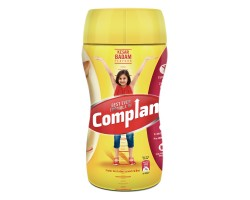 Complan Kesar Badam, 500gm Jar Nutrition and Health Drink