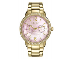 Esprit ES108092002 Analog Pink Dial Women's Watch