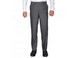 Riddhi Regular Fit Men's formal Brown Trousers