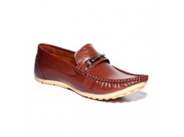 Glamour Brown Casual Shoes (ART-L03)