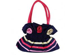 Brown Leaf Women Regular Series Handbag bag for women,Girls,Ladies