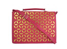 Brown Leaf Women Regular Series Handbag wallet slingbag clutch for women,Girls,Ladies