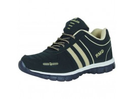 Glamour Mens Synthetic Blue Sports Shoes (ART-1017)