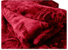 CLOTH FUSION Double Bed Blanket