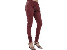 Pezzava Women Cotton Leggings -Multi Colour -X-Large