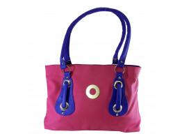 Brown Leaf Women Regular Series Handbag bag wallet clutch for women,Girls,Ladies pink