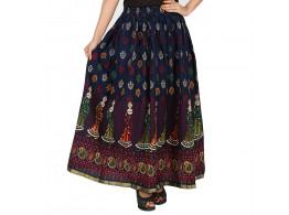 Archiecs Creation Self Design Women's Regular Skirt (Free Size-SKT507)