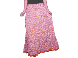 Pezzava Long Skirts For Womens