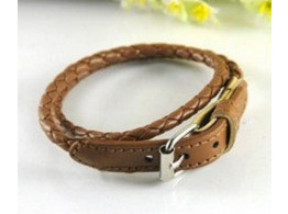 Womens Leather wrap bracelets