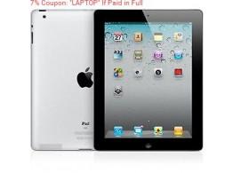 Apple iPad 2 Wi-Fi 16GB LED-backlit IPS LCD REFURB