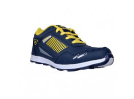 Glamour Blue Yellow Sports Shoes (ART-5041)
