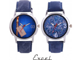 Excel Combo-927 Analog Watch - For Boys