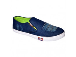 Glamour Blue Green Sneakers (Art-L011)