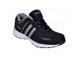 Glamour Grey Sports Shoes (ART-1017)