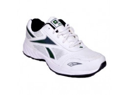 Glamour White Grey Sports Shoes (ART-3051)