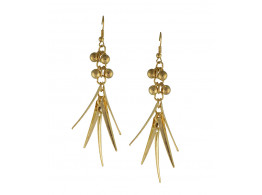 Trinetra Princess Delight Alloy Dangle Earring