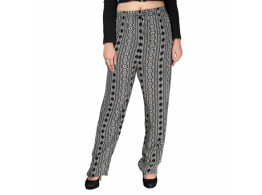Elasticated Waist Reyan Cotton Trousers