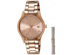 Esprit ES106692006 Rose Gold Dial Women's Watch