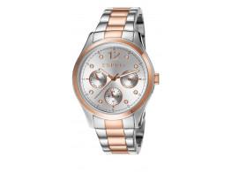 Esprit ES106702005 Analog Silver Dial Women's Watch