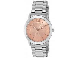 Esprit ES107072004 Analog Rose Gold Dial Women's Watch