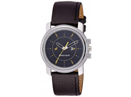 Fastrack 3039SL02 Analog Black Dial Men's Watch