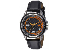 Fastrack 3142SL01 Analog Black Dial Men's Watch