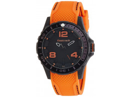 Fastrack 38036PP01J Analog Black Dial Men Watch