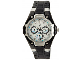 Fastrack NC9335PP01 Analogue Black Dial Men Watch
