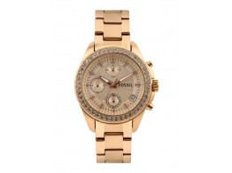 Fossil ES3352I Women Rose Gold Watch