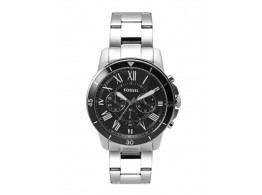 Fossil FS5236I Men Black Chronograph Dial Watch