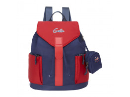 Genie Shade Blue Women Backpack