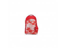 Genie Bird Song Red 36L Backpack For Girls