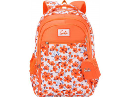 GENIE CAMELLIA  ORNAGE 17 SCHOOL BAGS FOR GIRLS