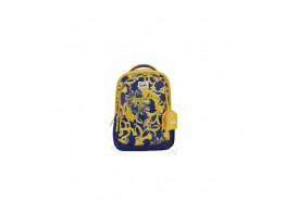 Genie Charm Mustard Yellow 36L Backpack For Girls