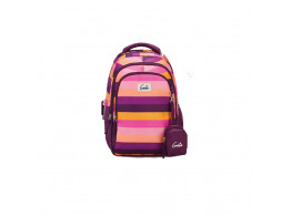Genie Circus Purple 19L Backpack For Kids
