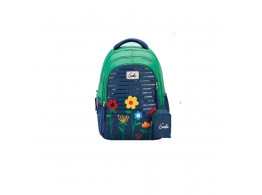 Genie Garden Green 19L Backpack For Kids