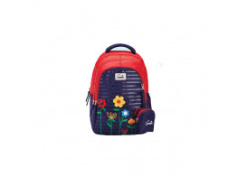Genie Garden Red 19L Backpack For Kids