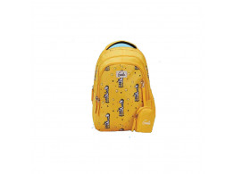 Genie Giraffe Yellow 19L Backpack For Kids