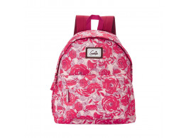 Genie Glory 13 litres Red Girls Backpack