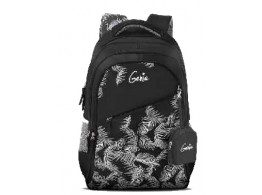 GENIE LUSH BLACK 17 SCHOOL BAGS FOR GIRLS
