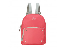 Genie Peach Backpack For Girl's